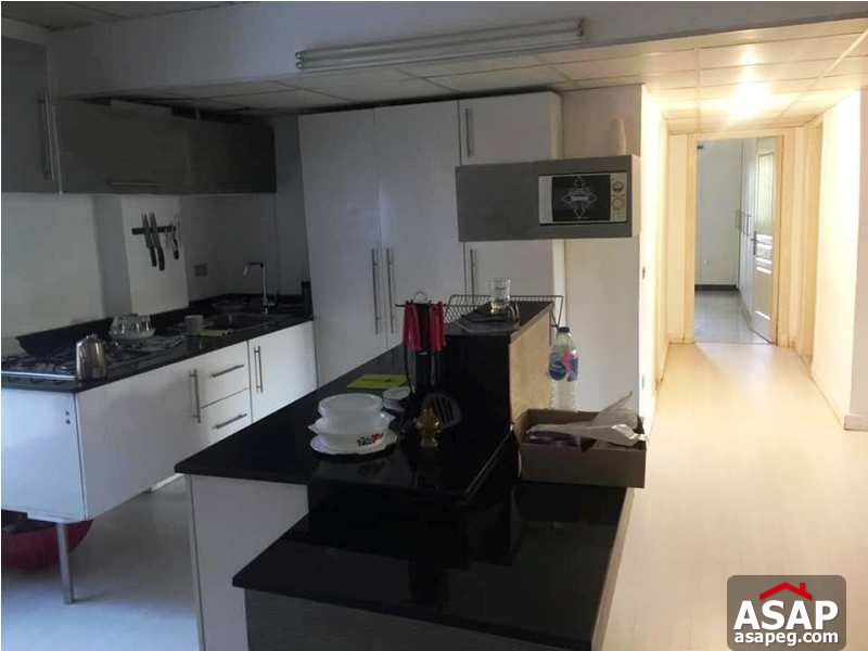 Flats for Rent in Sarayat El Maadi