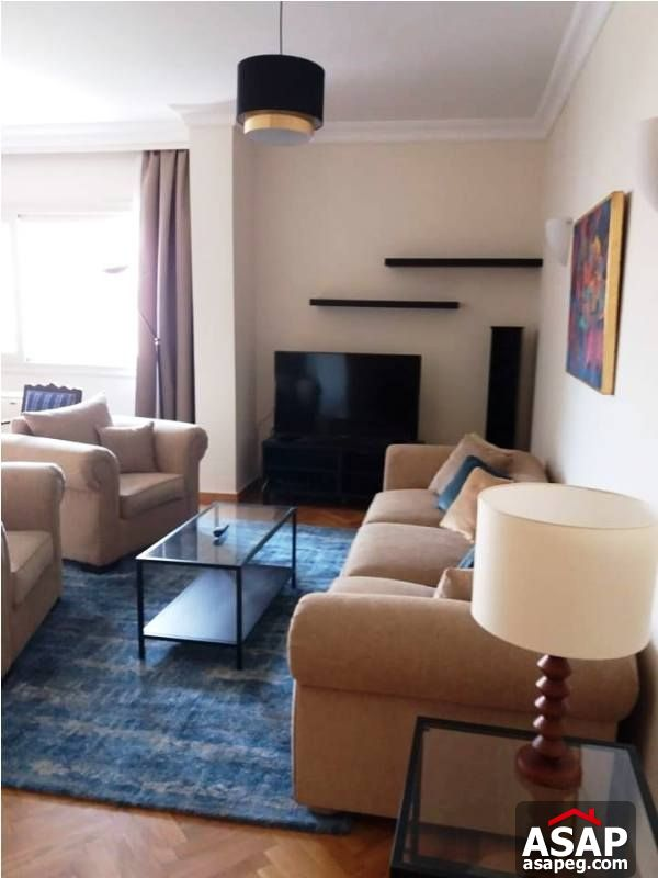 Nice Flat for Rent in Zamalek