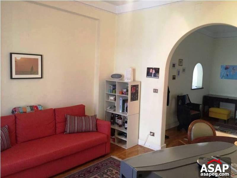 Furnished Apartment for Rent Zamalek