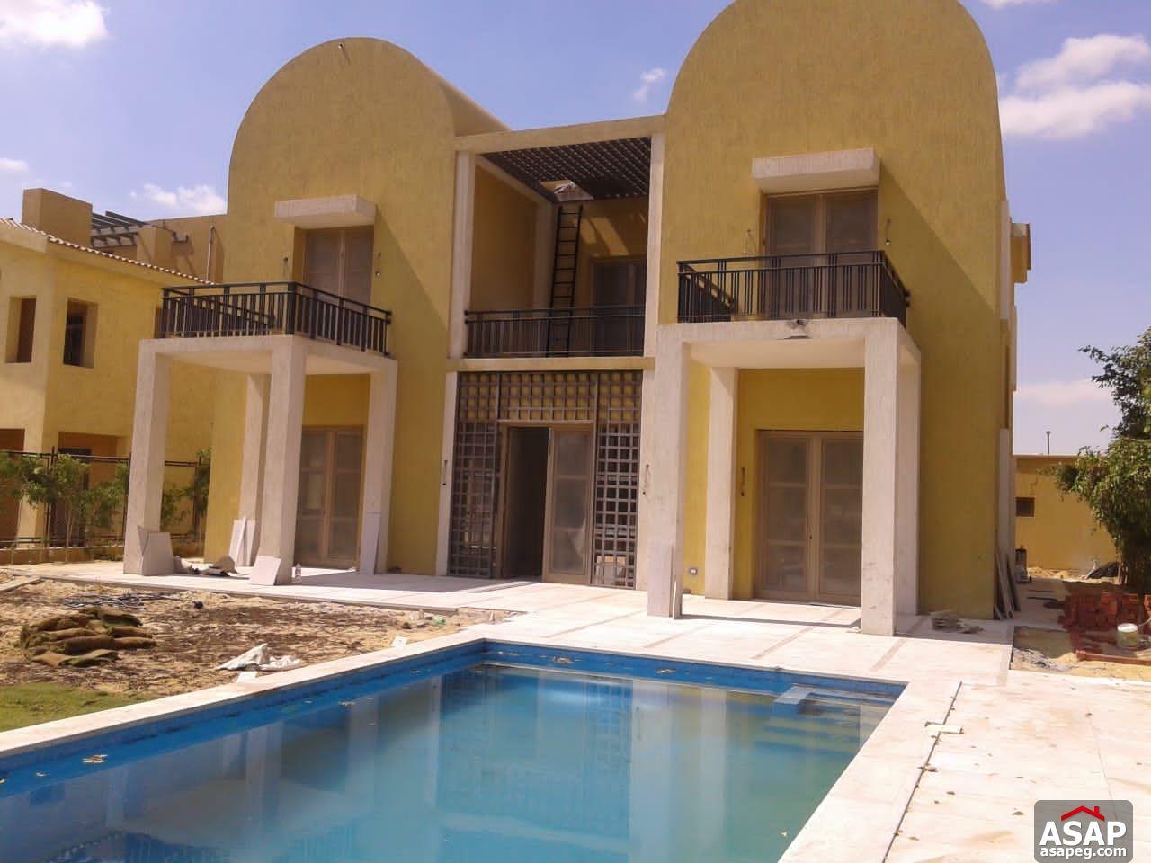 Stand Alone Villa for Rent in Allegria