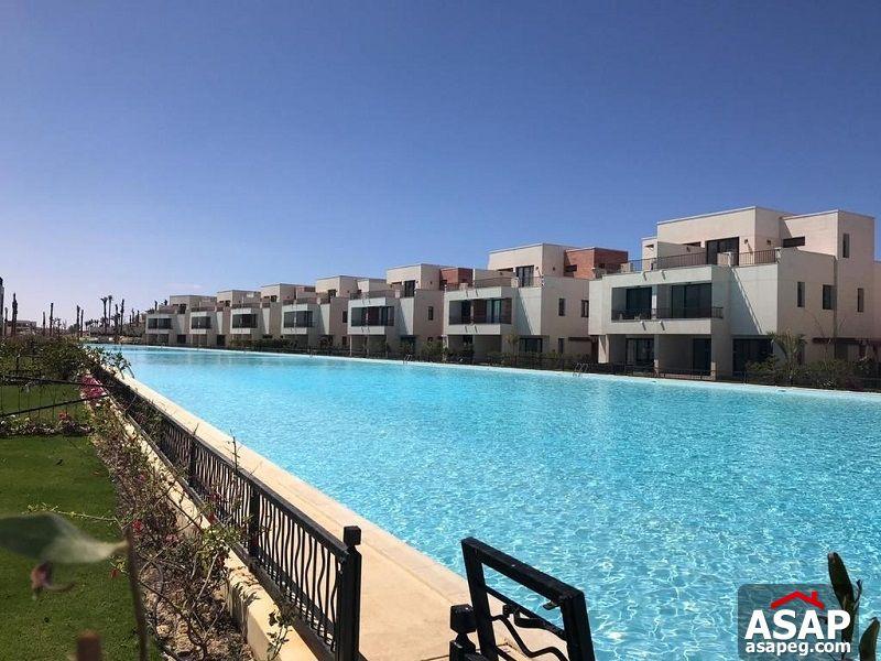 Villa stand alone in Marassi Blanca Emaar North Coast