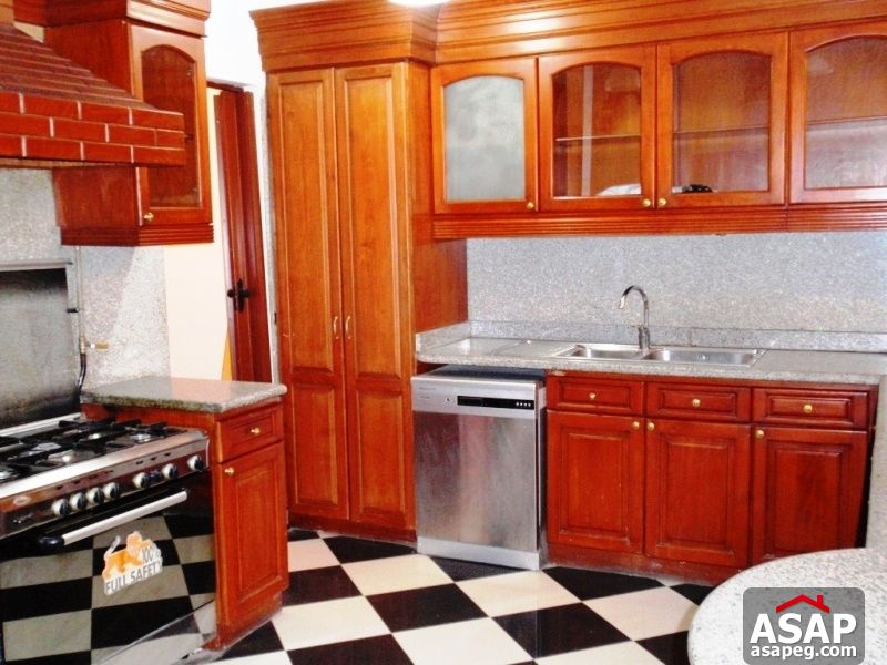 Apartment with Nile View in Agouza