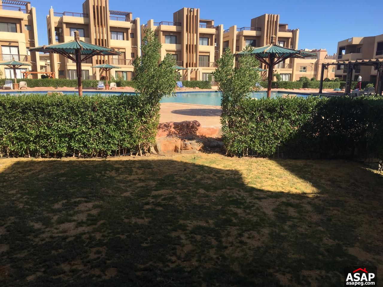 Chalet with Garden for Sale in Marseilia Blue Bay - North Coast