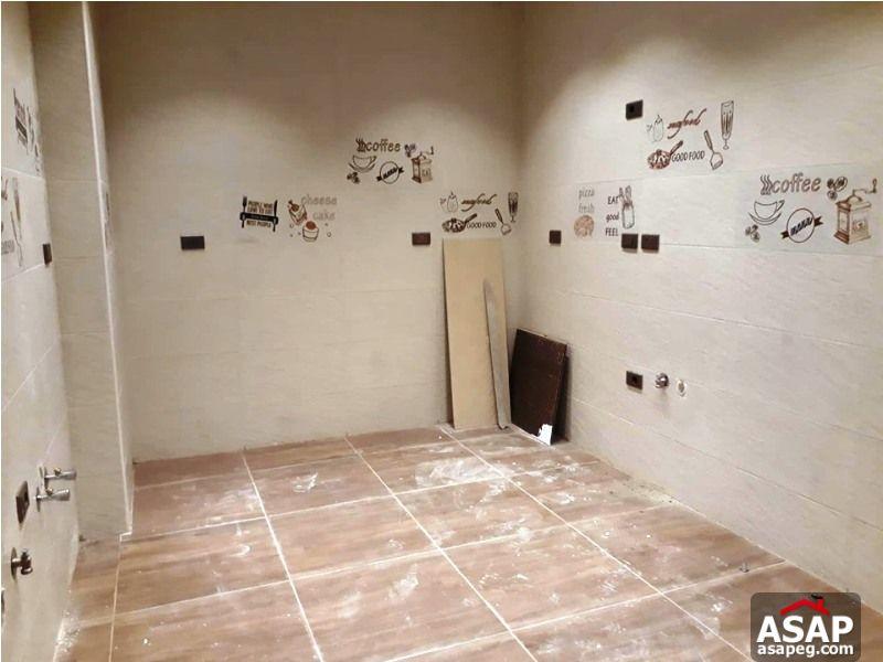 Ground Floor for Rent in Midtown - New Cairo