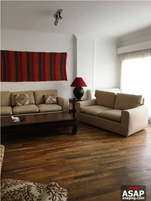 Modern Apartment in Zamalek for Rent