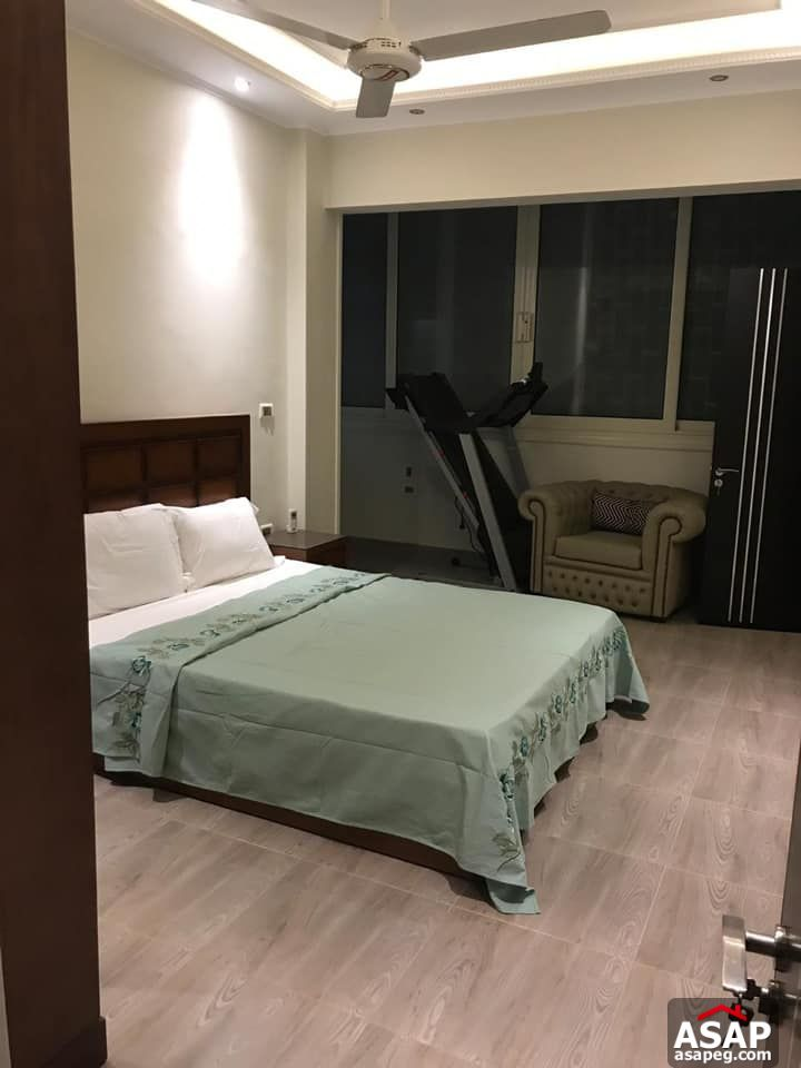 Apartment in Mohandiseen for Rent - Cairo