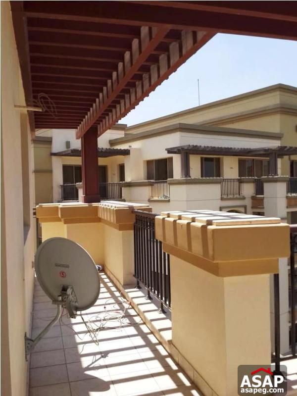 Modern Semi Furnished Apartment in Uptown Cairo