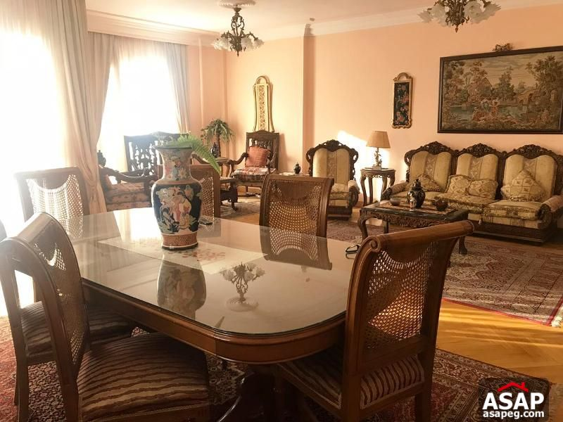 Furnished Apartment for Rent in Choueifat