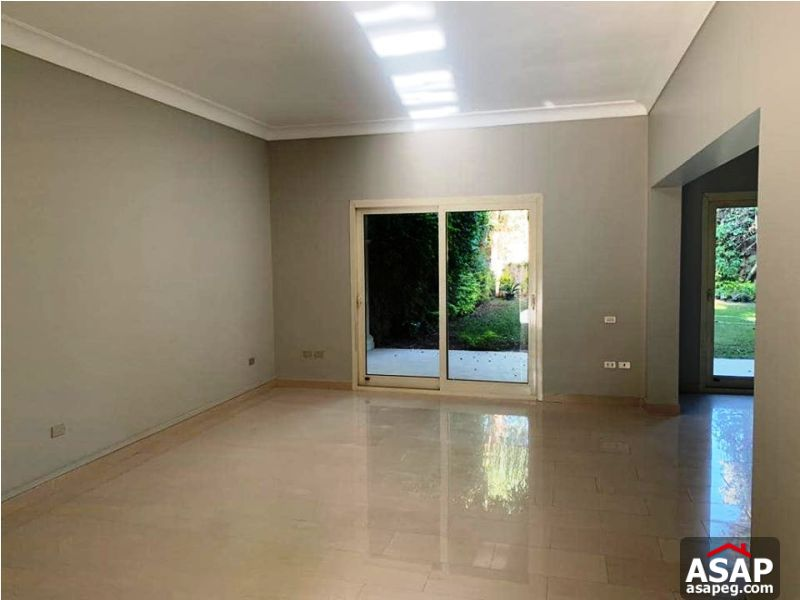 Twin House with Garden in Gezira Compound - Sheikh Zayed