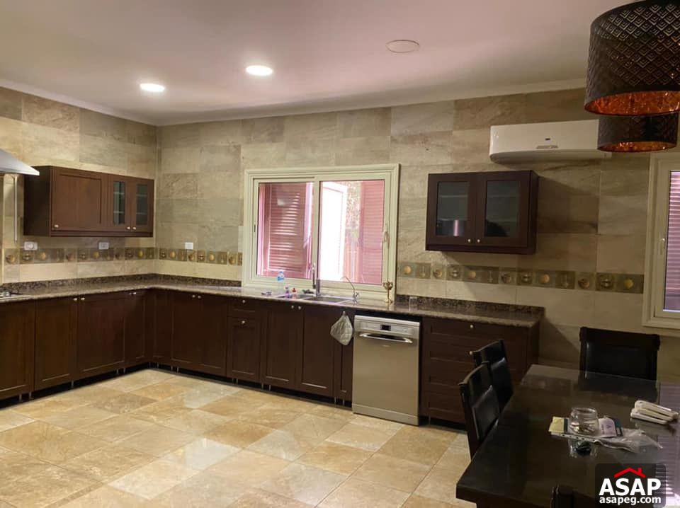 Villa with Pool for Rent in Tara Compound , Sheikh Zayed