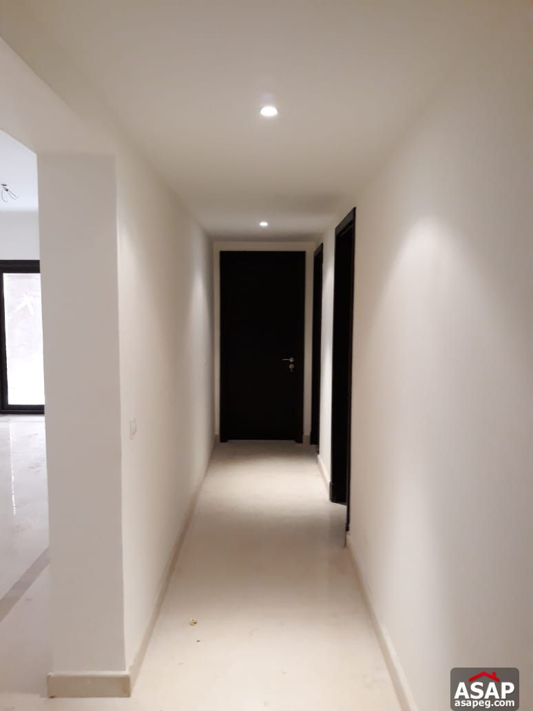 Luxury Villa Prime location first row at Mivida