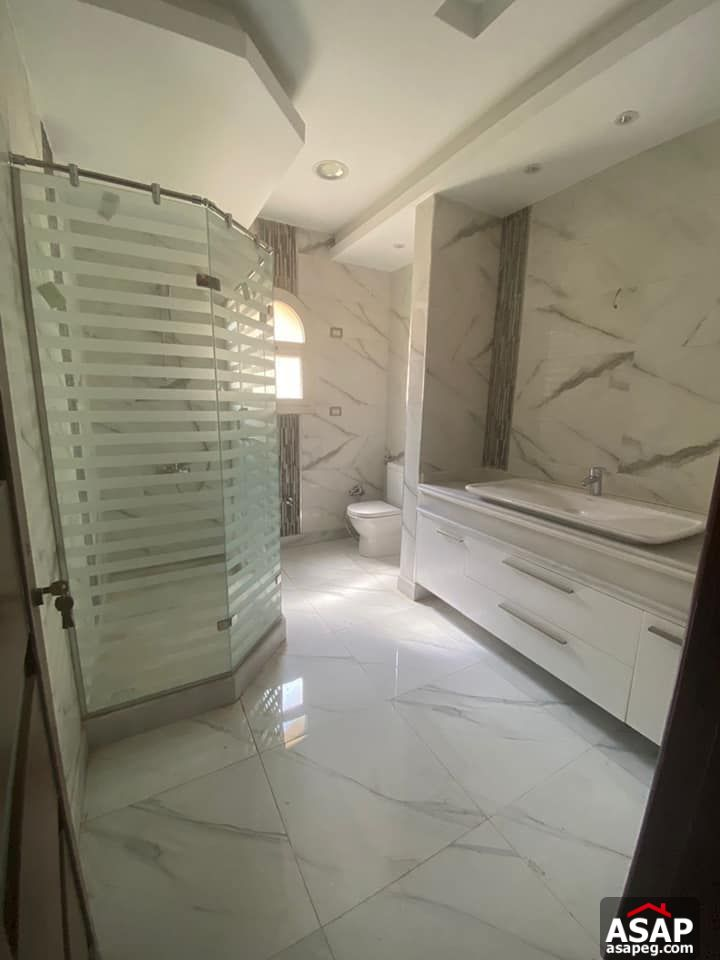 Twin House for Rent in Moon Valley Compound