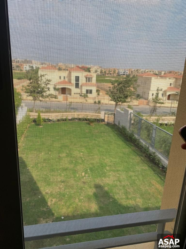 Town House for Rent in Palm Hills Compound
