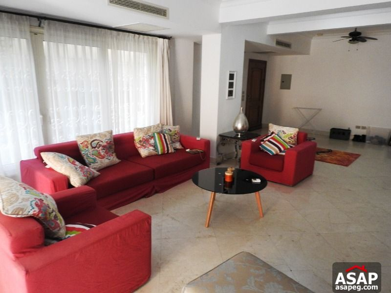 Villa with Pool for Rent in Maadi Degla