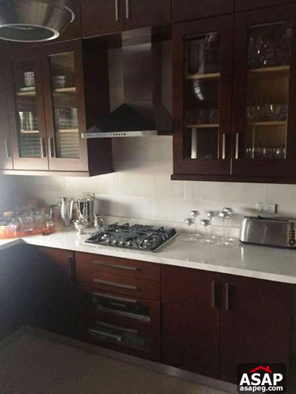 Furnished Villa for Rent in Katameya Residence