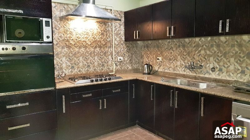 Duplex for Rent in South Academy - New Cairo
