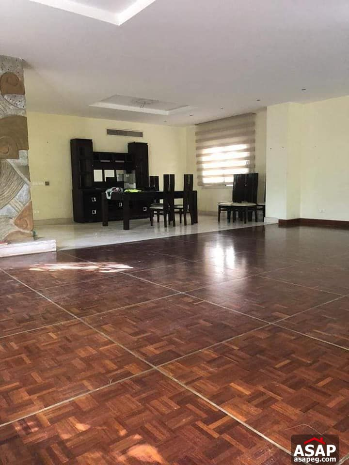 Stand ALone for Rent in Katameya Hills Compound