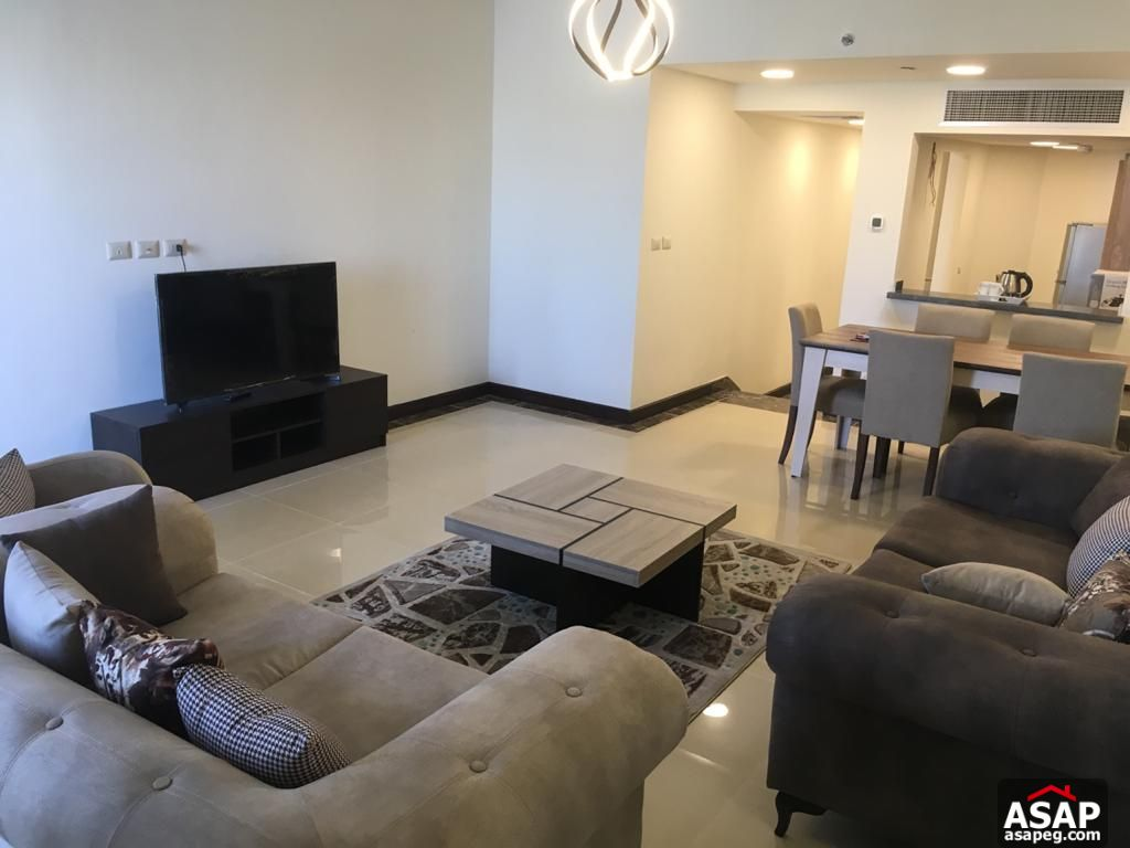 Apartment for Rent in Porto New Cairo