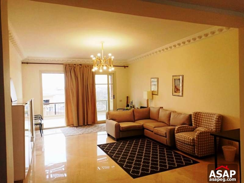 Villa for Rent in Lake View - New Cairo