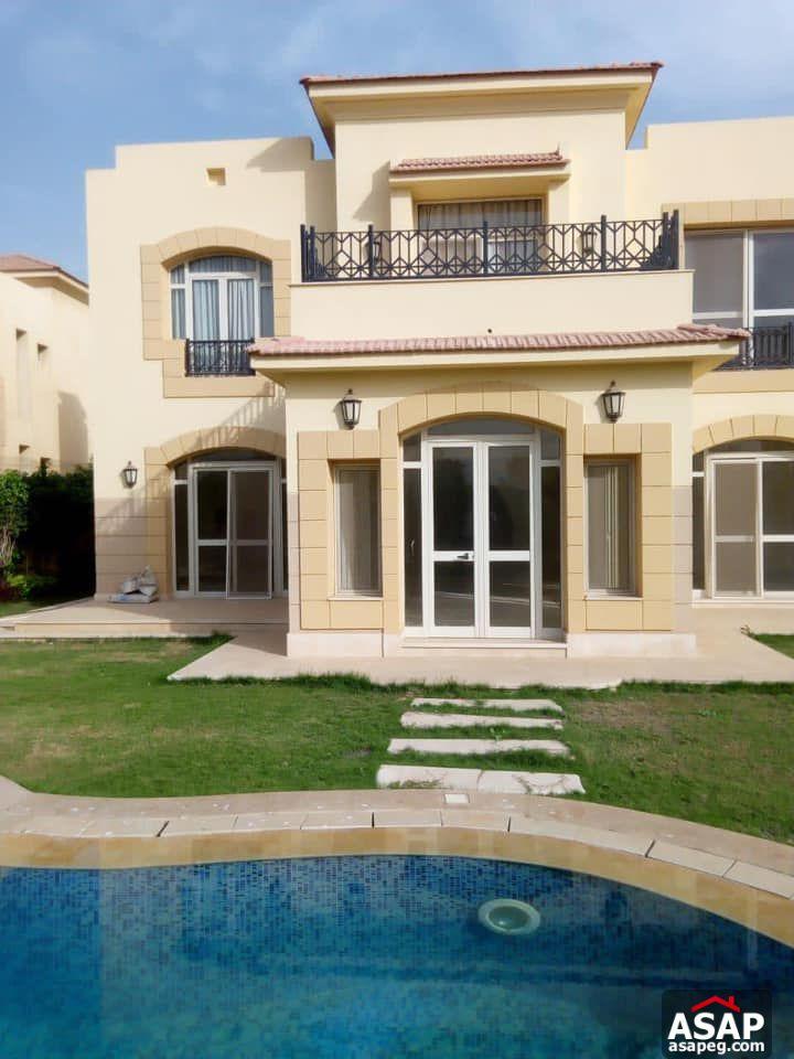 Villa for Rent in Gardenia 2 Compound