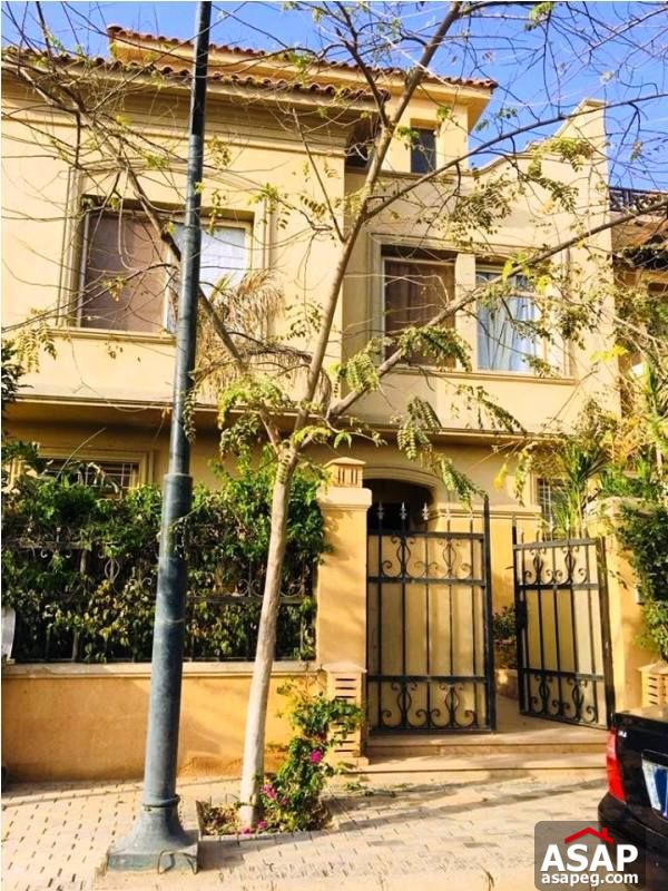 Twin House with Garden for Rent in Meadows Park - Sheikh Zayed