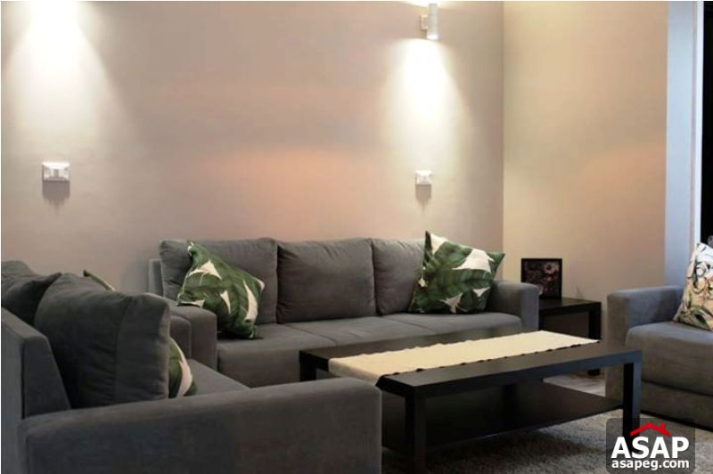 Apartment for Rent in WaterWay - New Cairo