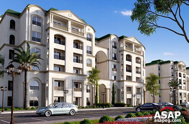 Apartment semi finished in L'Avenir Sabbour