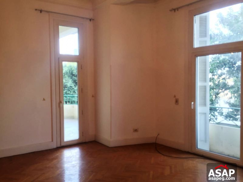 Apartment with Big Terrace in Zamalek