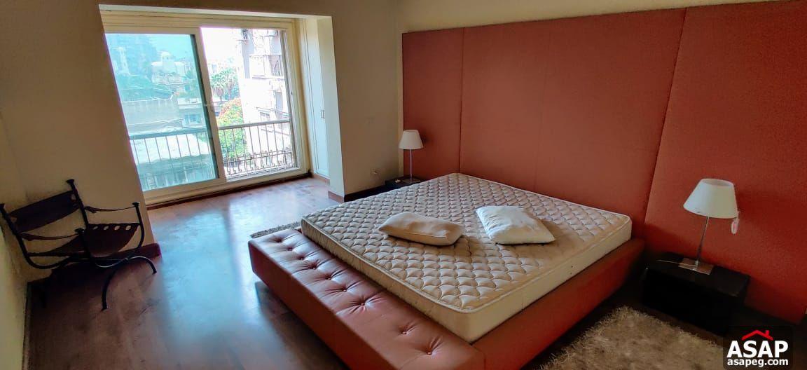 Ultra Modern Apartment in Zamalek for Rent