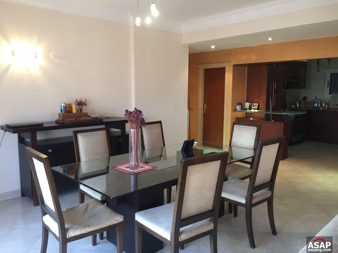 Furnished Property in Zamalek for Rent