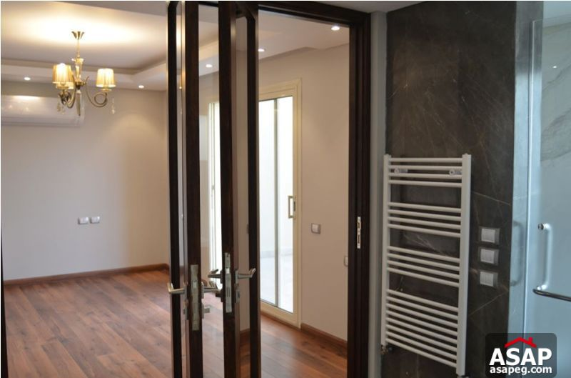 Penthouse for Rent in Park View Hassan Allam