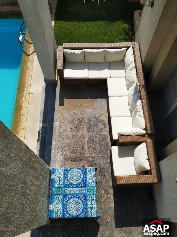 Stand Alone Villa with Pool for Rent in Allegria