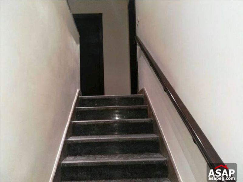 Twin House with Garden for Rent in Uptown Cairo