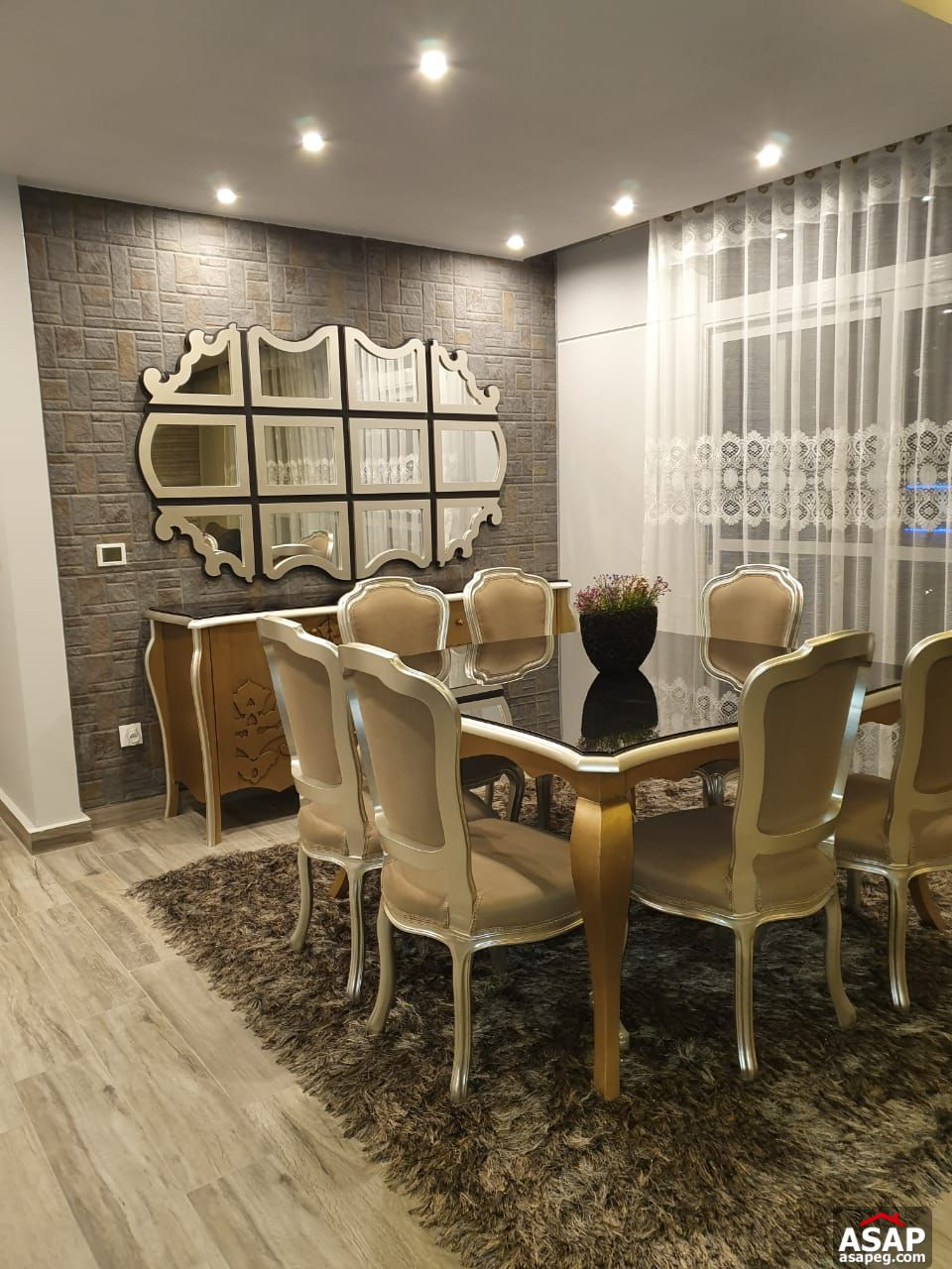 Fully Furnished Apartment for Rent in Cairo Festival City