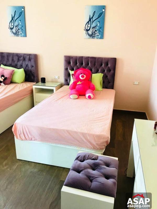 Furnished Flat for Rent in Village Gate