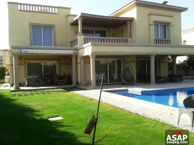 Stand Alone with Pool for Rent in the Villa