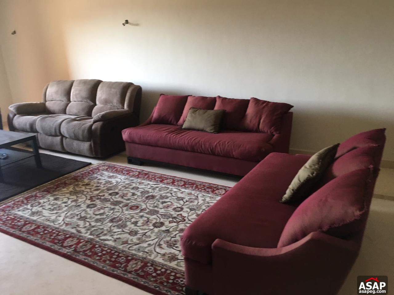 Apartment for Rent in Mivida Emaar - New Cairo