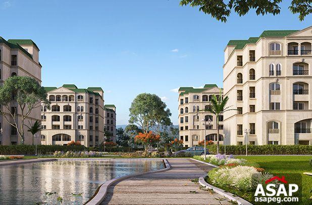 Penthouse for sale in Lavenir - Mostakbal City