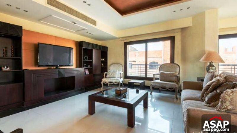 Fully Furnished Apartment for Rent in 1st Settlement