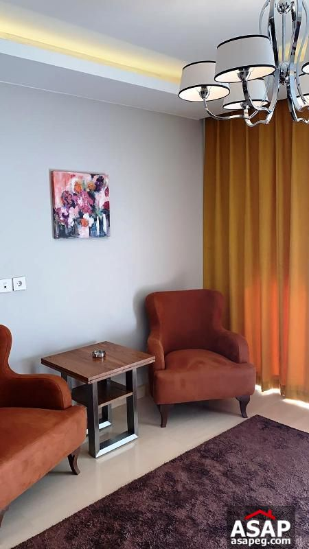 Apartment for Rent in Cairo Festival City - New Cairo