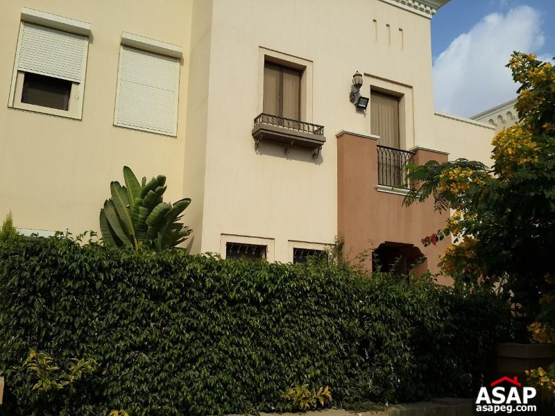 Town House with Garden for Rent in Mivida
