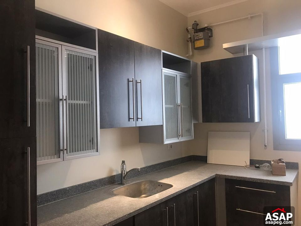 Apartment with Lake View for Rent in Village Gardens Katameya