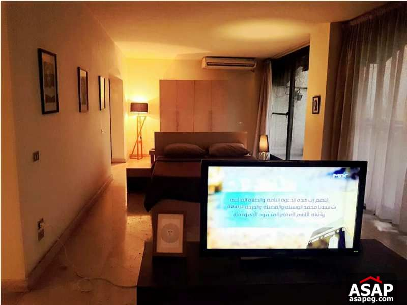 Studio for Rent in Maadi Sarayat