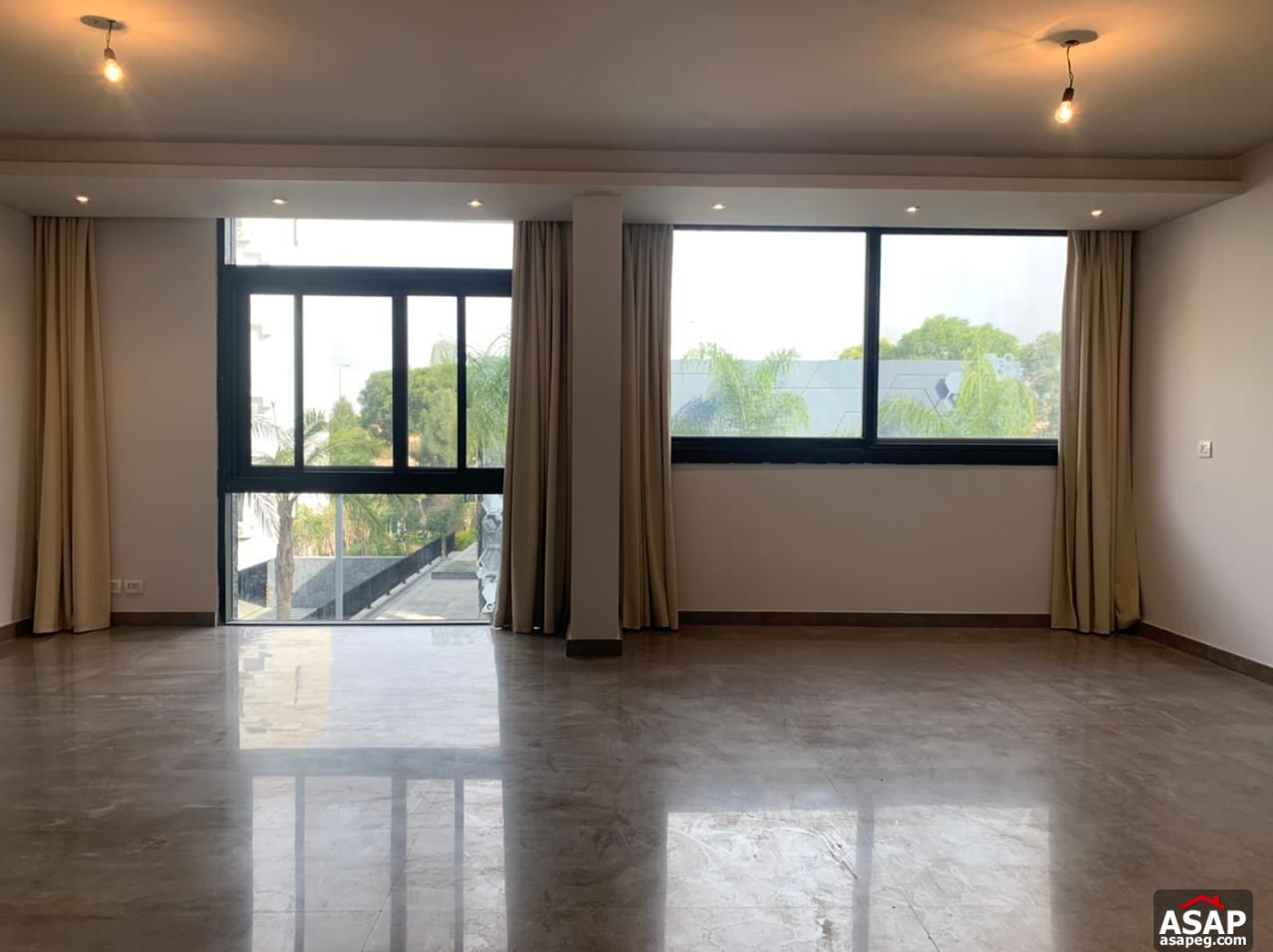 Apartment for Rent in the WaterWay Compound