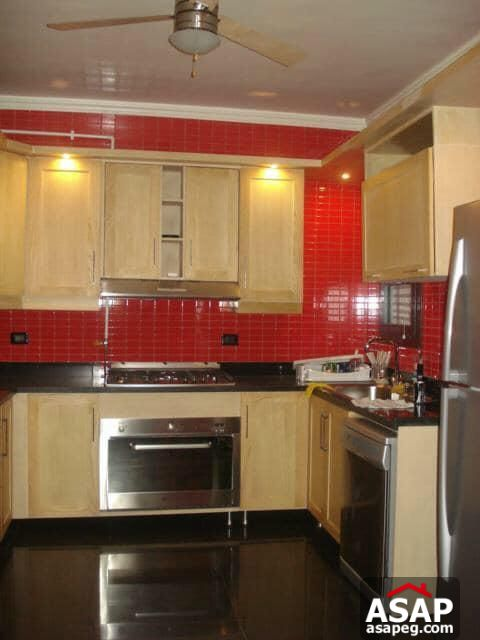 Modern Property in Zamalek for Rent