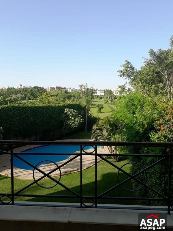 Villa with Pool for Rent in Katameya Heights