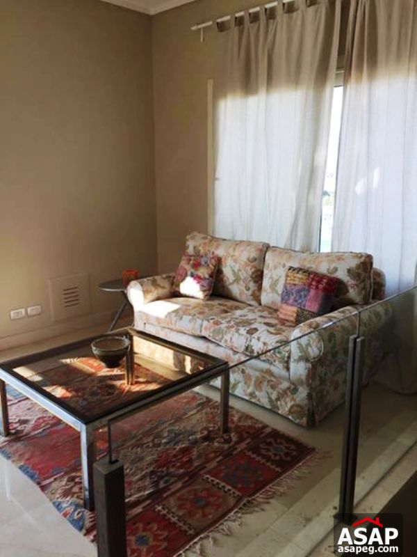 Penthouse for Rent in the Village - New Cairo