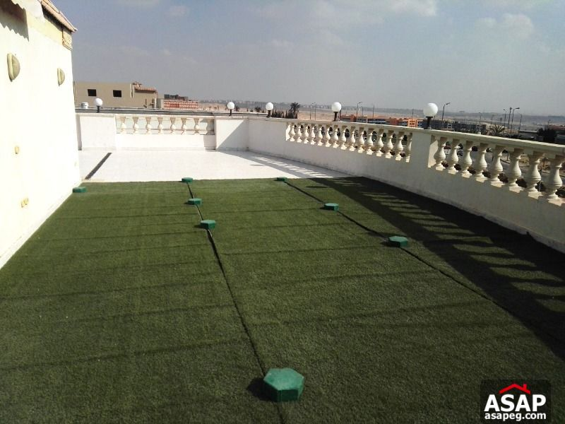 Roof for Rent in Diplomats Compound