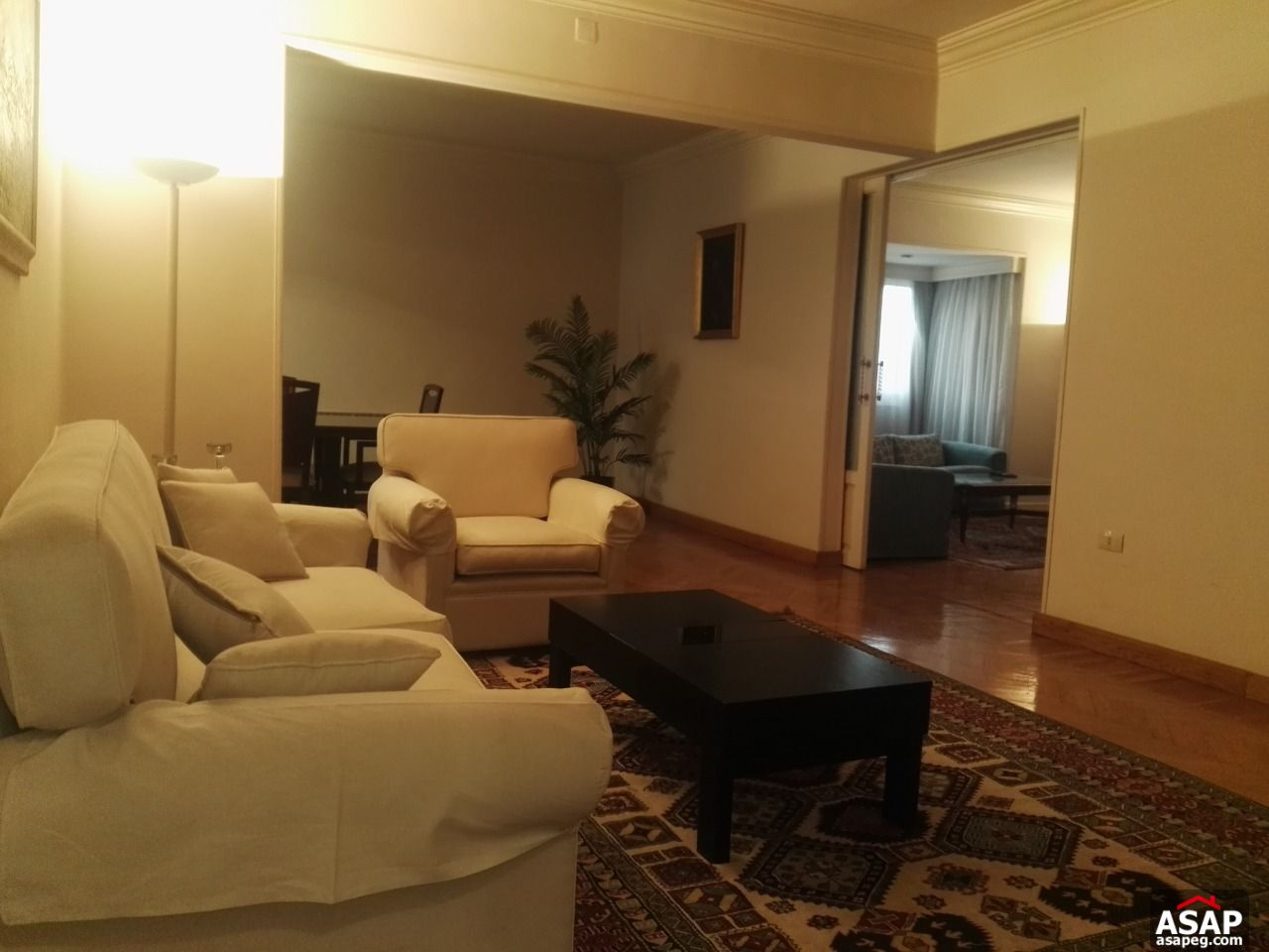Apartments in Zamalek for Rent