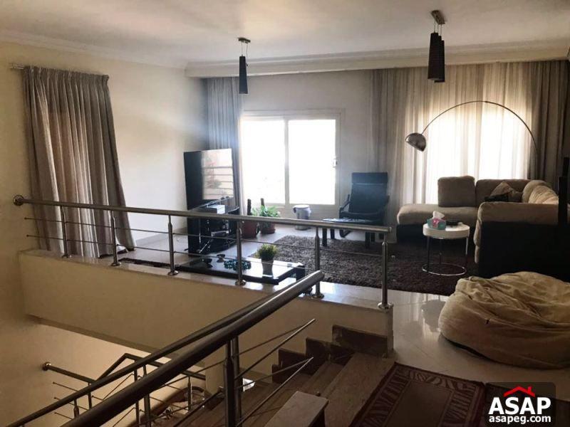 Furnished Duplex in Showayfat for Rent